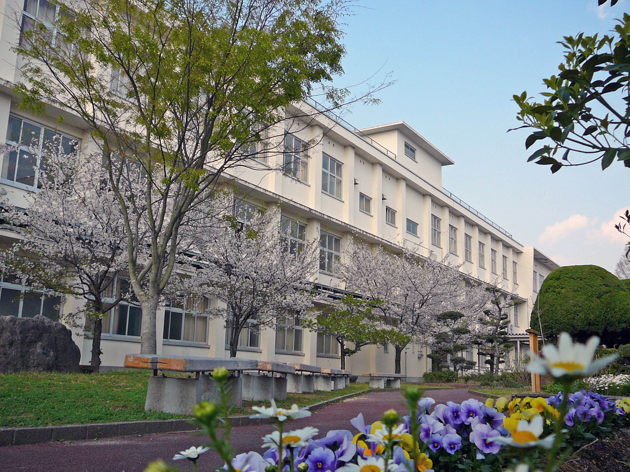 笠田高等学校